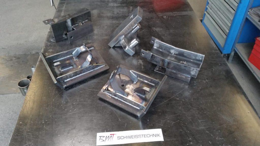 Werkzeug aus ST37 für Kraftwerk